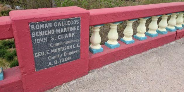 Painted Bridge in Las Vegas NM