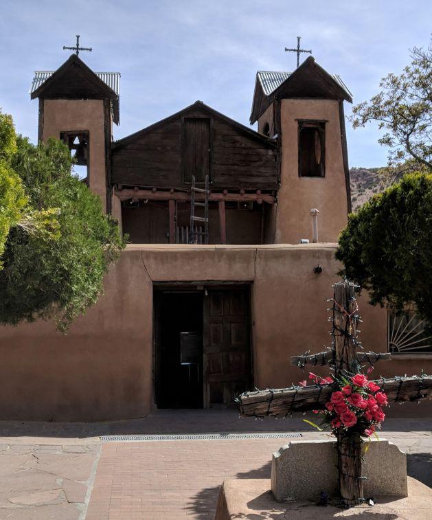 Santuario de Chimayo church