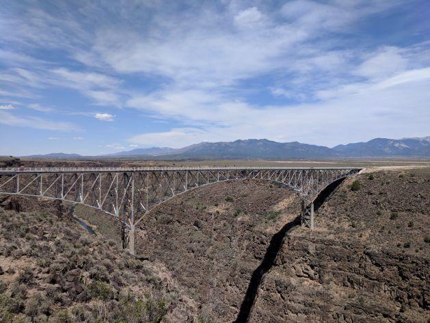 Bridge over Rio Grande Gorge