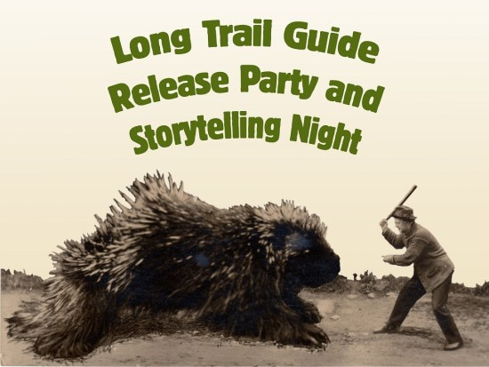 Long Trail Guide Release Party