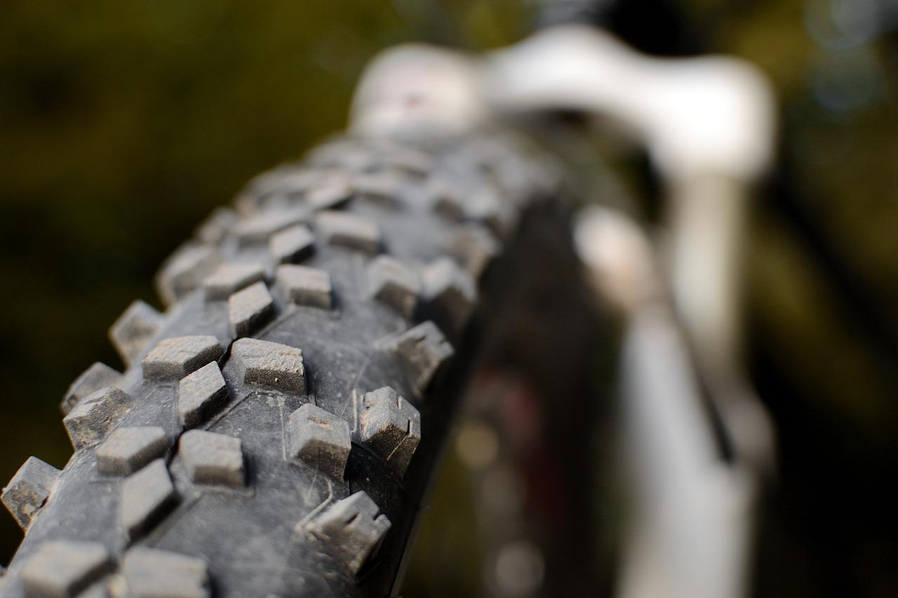 bike tyre maintenance