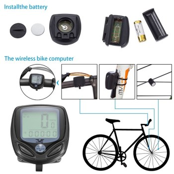 XINTO Bicycle Odometer and Speedometer