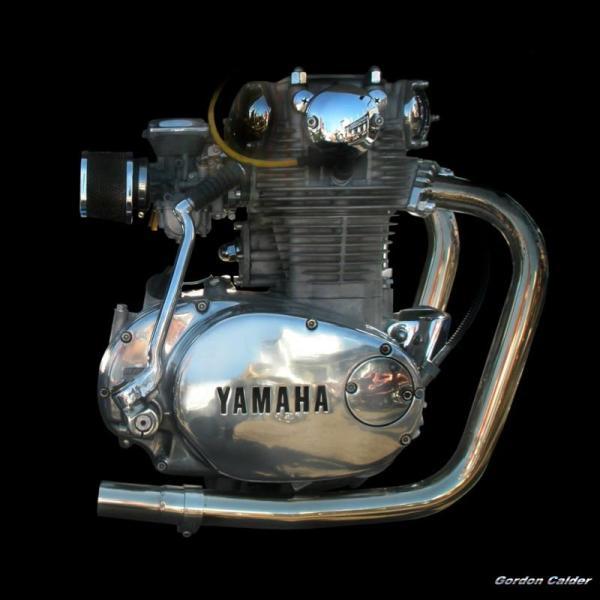 650 Yamaha Motorcycle Wiring Diagrams - Year of Clean Water