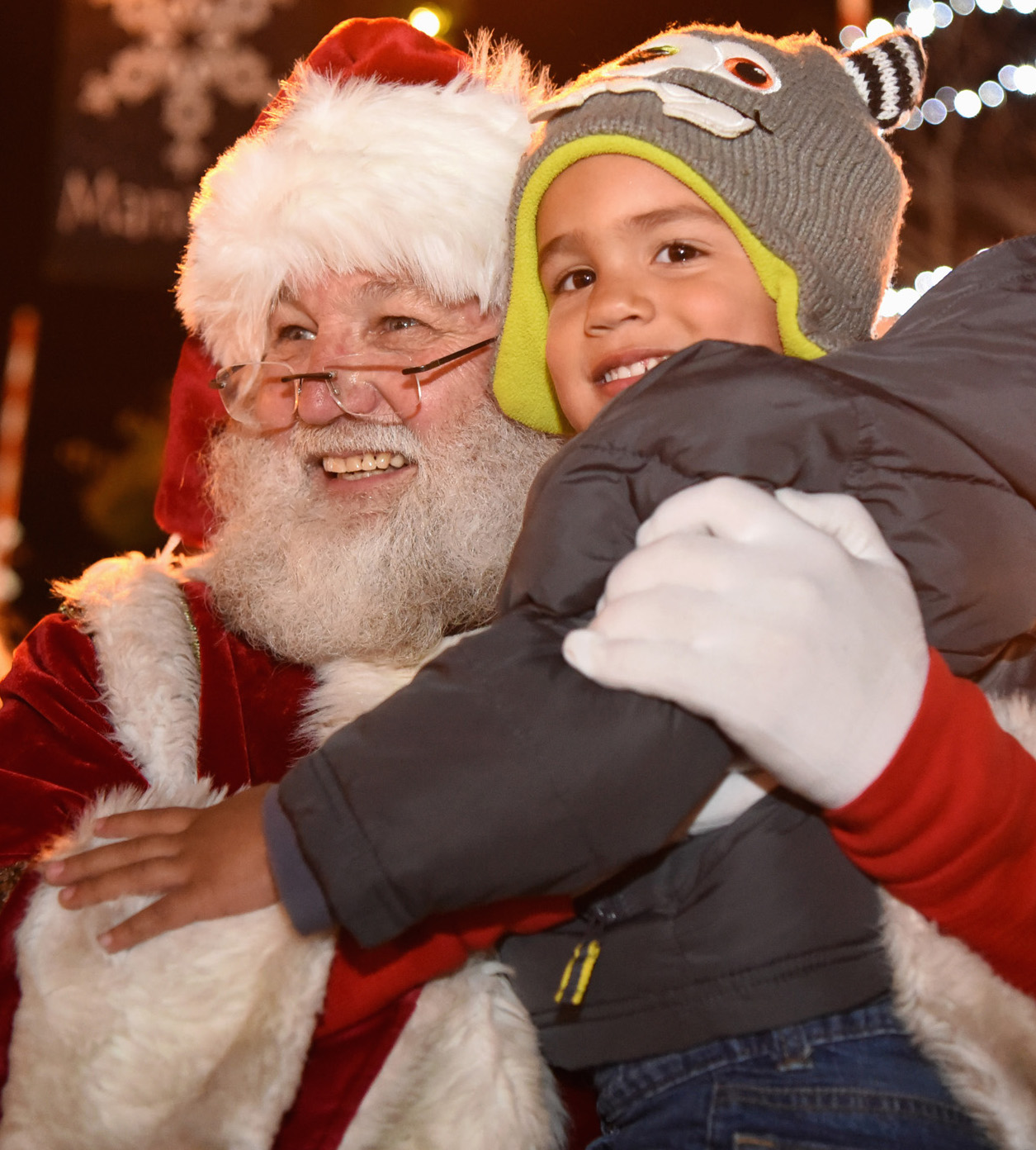 Santa Lights Manassas Sponsorship Level – $300
