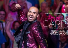 GMCLA presents The Pink Carpet