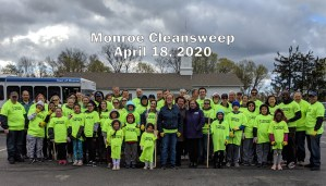Monroe Clean Sweep