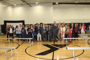 YMCA Expansion Ribbon Cutting
