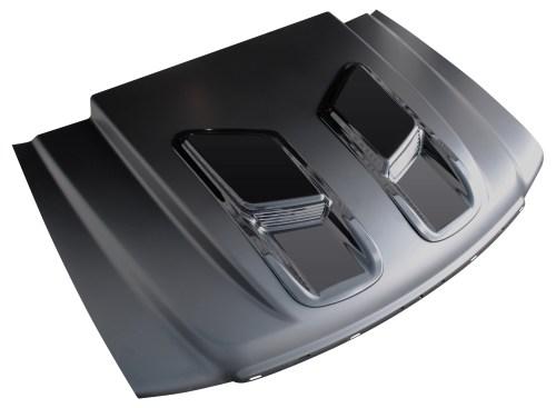 small resolution of 2007 2013 gmc sierra 1500 2007 2010 gmc sierra 2500 3500 ram air style 2 cowl induction hood
