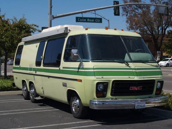 1977 GMC PalmBeach 26FT Motorhome For Sale In Ojai, California