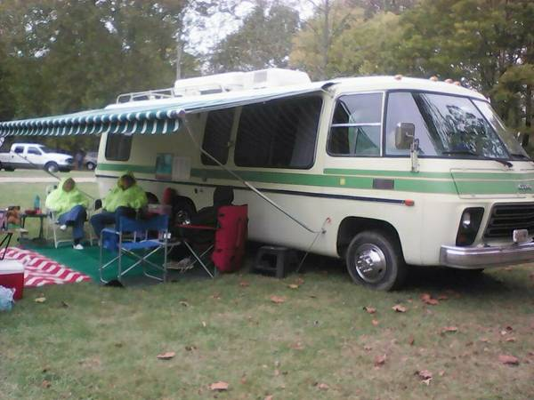 1976 GMC PalmBeach 30FT Motorhome For Sale In Boonville