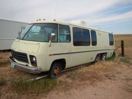 1977 GMC Palm Beach 26FT Motorhome For Sale In Morrison