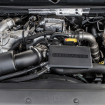 2019 GMC 2500 Engine