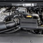 2019 GMC 2500 Engine