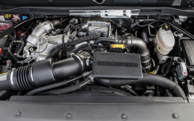2019 GMC Sierra 2500 Engine