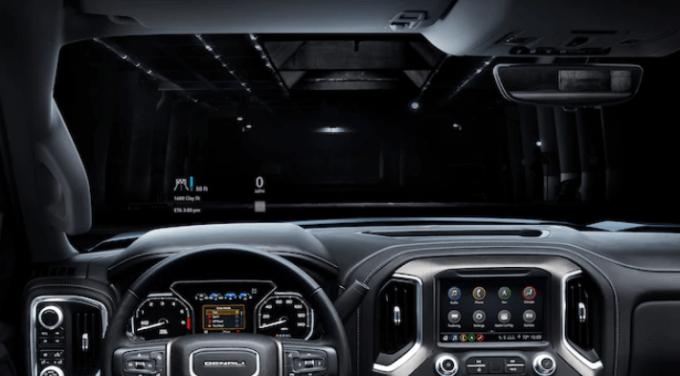 2020 GMC Sierra 1500 Denali SLT Interior