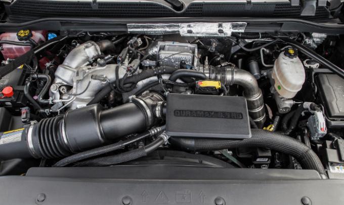 2019 GMC 1500 Denali Engine