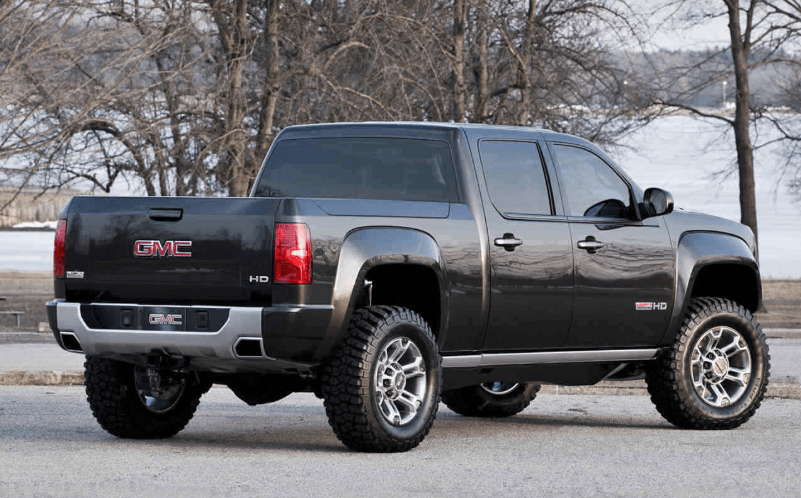 2020 gmc sierra 2500hd double cab configurations gmc specs news. Black Bedroom Furniture Sets. Home Design Ideas
