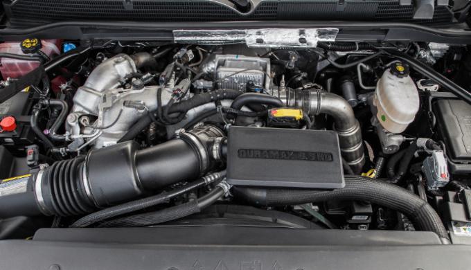 GMC Sierra 2019 Engine