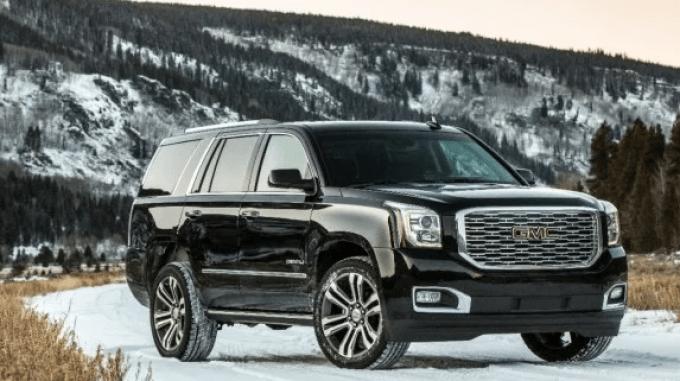 2019 GMC Yukon Exterior