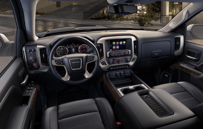 2020 GMC Yukon XL Denali Interior