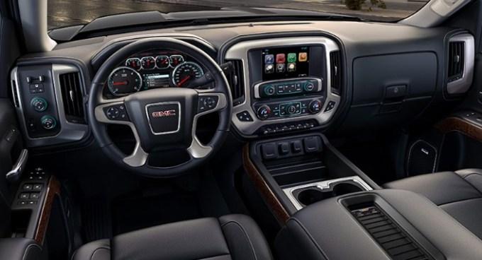 2020 GMC Sierra 1500 Denali 4x4 Interior