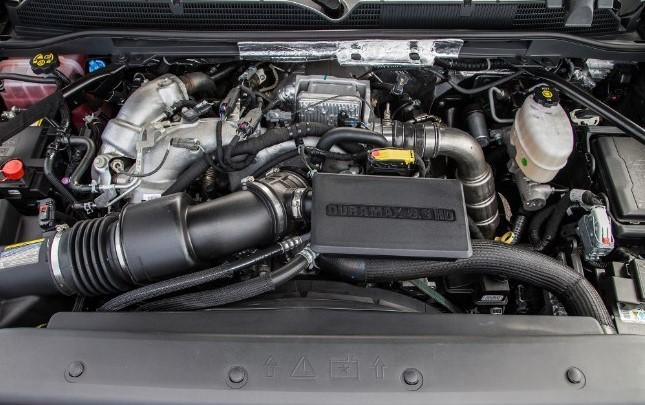 2020 GMC Sierra 3500HD Engine