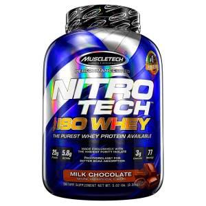 MT Performance Series Nitro Tech iso whey