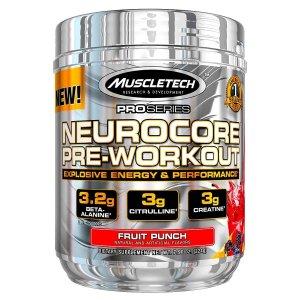 MT Pro Series Neurocore Pre-Workout