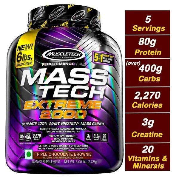 Muscletech Mass Tech Extreme