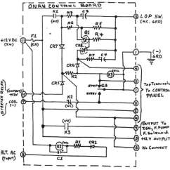 Onan Generator Wiring Diagram Kenwood Harness Colors Control Board Operation Large View