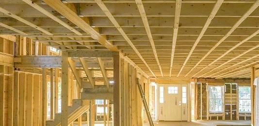 ماهي انواع الاخشاب المستخدمة فى البناء