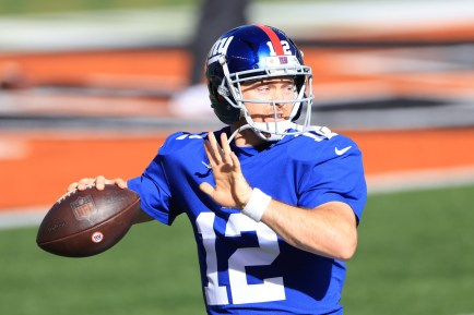 Can Colt McCoy do enough to get the NY Giants a victory this Sunday?