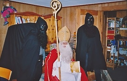 Samichlais – St. Nikolaus – Samichlaus