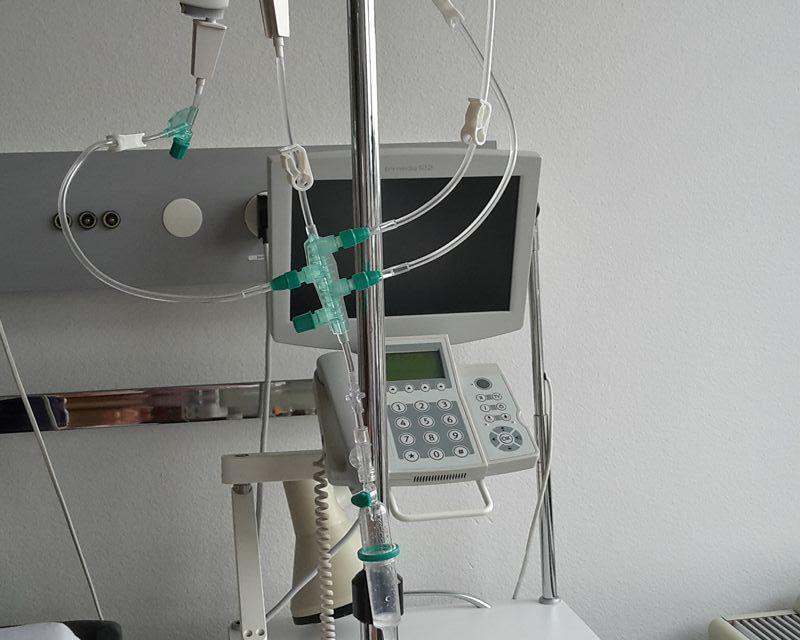 Intensive Chemowoche