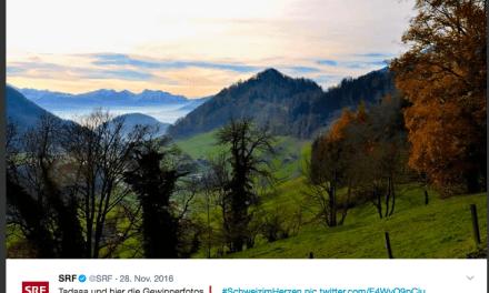 #SchweizImHerzen Fotowettbewerb von Schweizer Radio und Fernsehen SRF