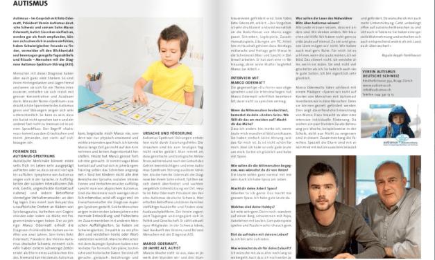Autismus – Im Gespräch mit Reto Odermatt, Präsident Verein Autismus deutsche Schweiz und seinem Sohn Marco Odermatt, Autist