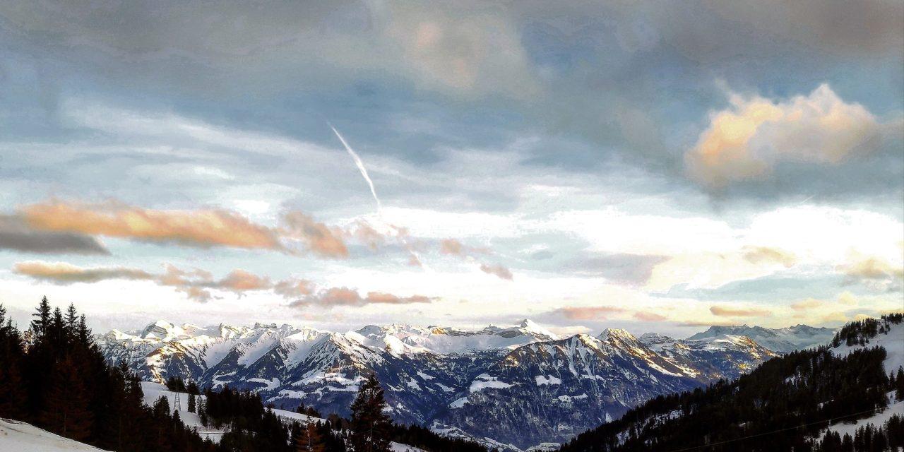 Schneeschuhwandern in der Zentralschweiz