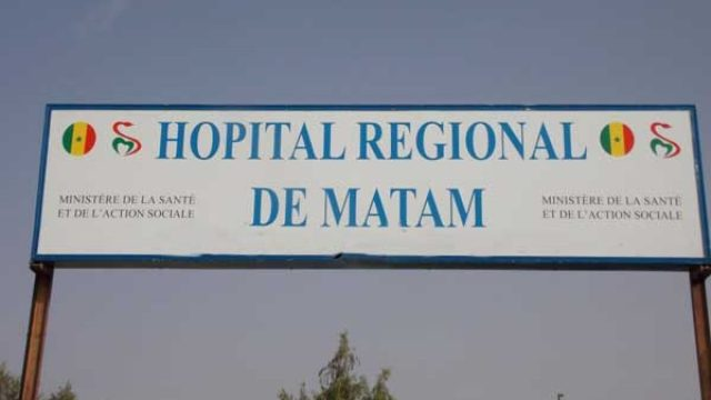 hopital régional matam