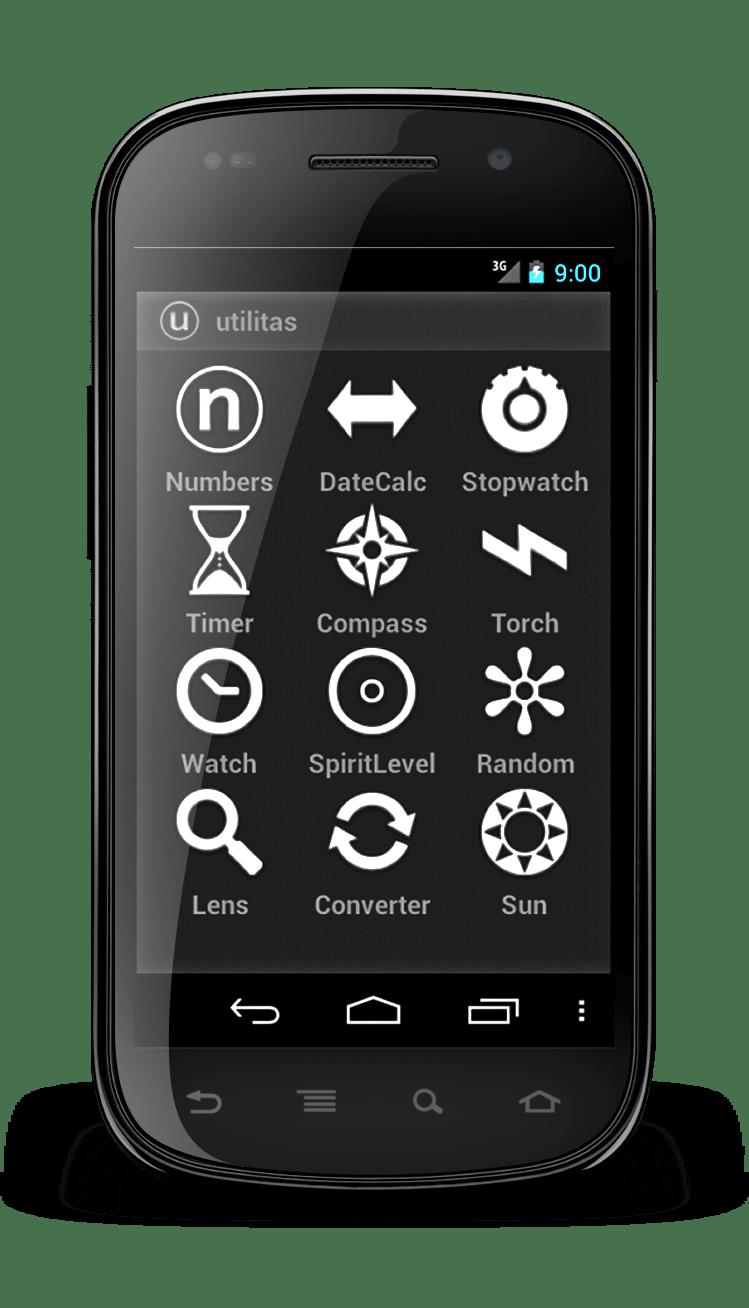 utilitas for android gmexon