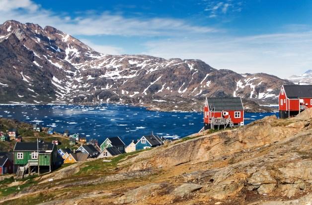 Casa Rossa Groenlandia Prezzi