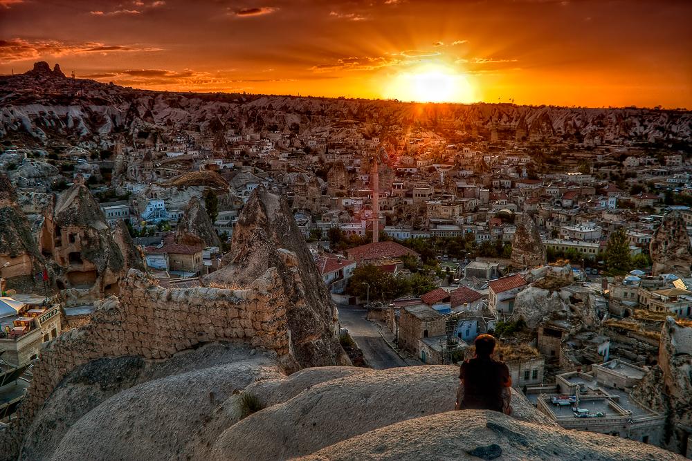 Introduzione alle meraviglie della Cappadocia