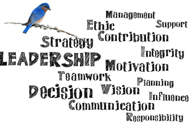hand writing leadership