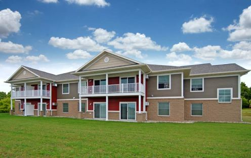 Grow Perham has financed the construction of 10 apartment buildings in Perham offering a total of 156 apartments and housing over 220 people.