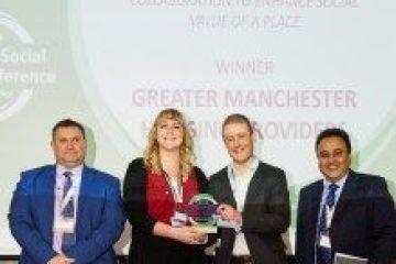 Social value award win