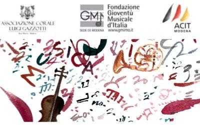 Musica, Canto, Parola: un progetto integrato per la cultura musicale a Modena