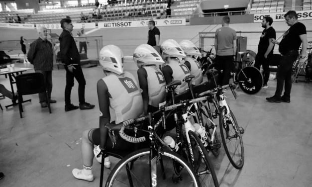 Mistrzostwa Świata w kolarstwie torowym – Berlin