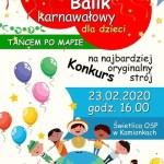 Kamionki – Balik Karnawałowy 23.02.20
