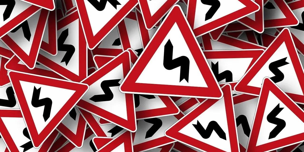 Ścinanie Zakrętów – niebezpieczna jazda