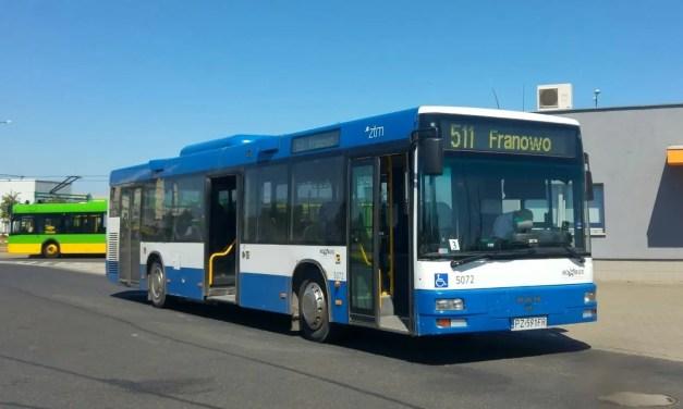 Letni rozkład jazdy ZTM zmiany na liniach 501, 502, 512, 527, 560.