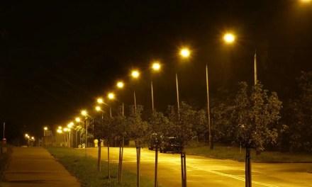 Budowa oświetlenia drogowego na ul. Szczerej oraz ul. Szczęśliwej we wsi Szczytniki